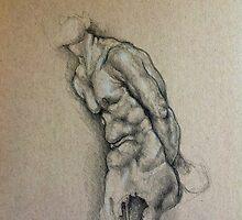 Figure study after R, Ferri by Jedika