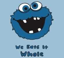 We Eats It Whole by artsandherbs
