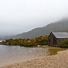 The Boatshed - Dove lake by pennyswork