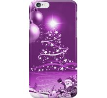 Purple Chrismas Tree iPhone Case ,Casing 4 4s 5 5s 5c 6 6plus Case - Purple Chrismas Tree Samsung case s3 s4 s5 iPhone Case/Skin