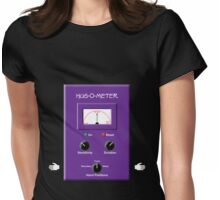 Hug-O-Meter Womens Fitted T-Shirt
