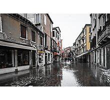 venice-italy 5 Photographic Print