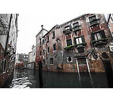venice-italy 6 Photographic Print