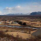 Thingvellir Iceland by Þórdis B.