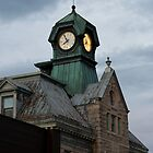 Another Image Of Renfrew City Hall © by © Hany G. Jadaa © Prince John Photography