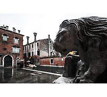 venice-italy 18 Photographic Print