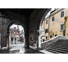 venice-italy 19 Photographic Print