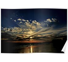 Rota Sunset Heaven Poster