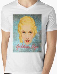 Golden Age Mens V-Neck T-Shirt
