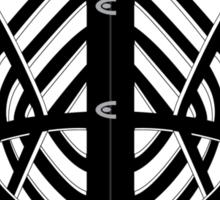 Cone Bra (sticker / throw pillow) Sticker