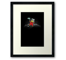 Star Trekking Framed Print