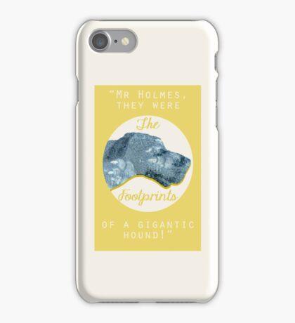 Hound iPhone Case/Skin