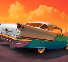 Rocket to Nashville by flyrod