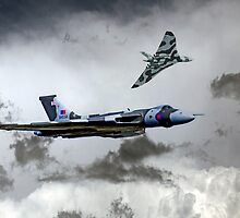 Vulcan Wingman by J Biggadike