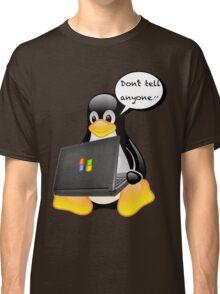 Don't tell anyone Classic T-Shirt