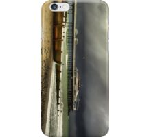Cromer Pier Storm iPhone Case/Skin