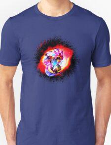 Surreal Naruto fade T-Shirt
