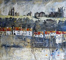 Dramatic Whitby by Sue Nichol