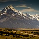 Mt. Cook, New Zealand by kutayk