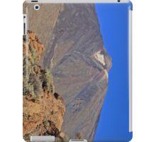 Mount Teide Tenerife iPad Case/Skin