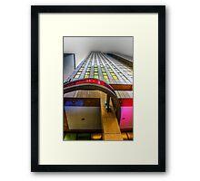 Standard Life Building Framed Print