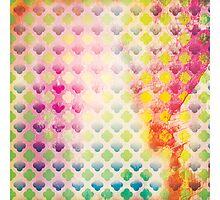 In A Rainbow III Photographic Print
