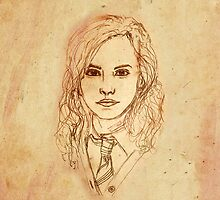 Hermione by Silvanne