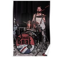 Jimmy Beat in concert 3 Poster