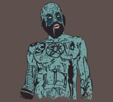 Death Grips - MC Ride by Jonald