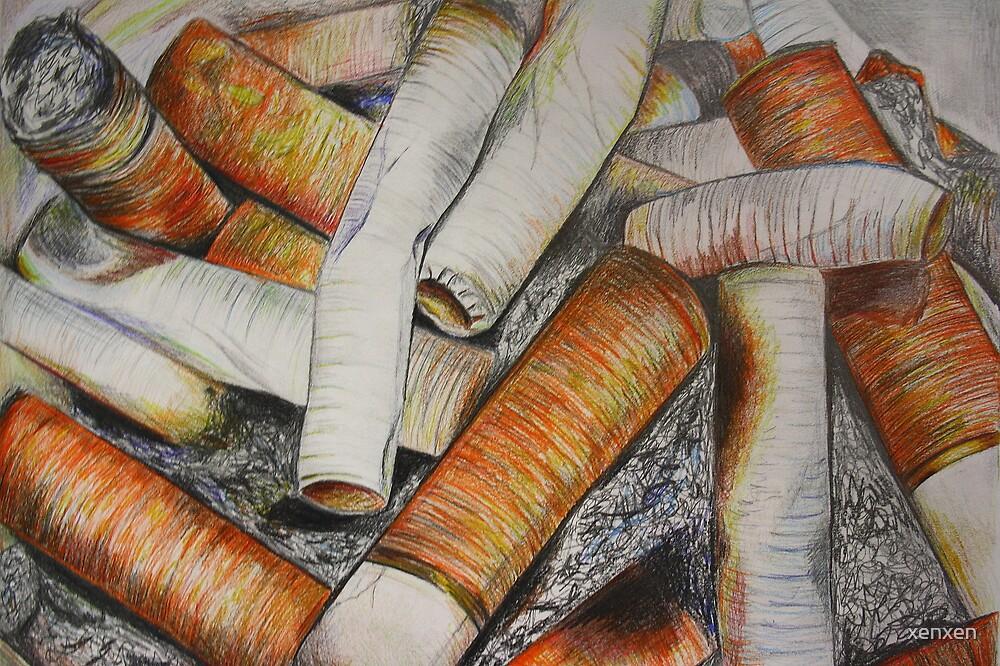 Crayon smoker. by xenxen