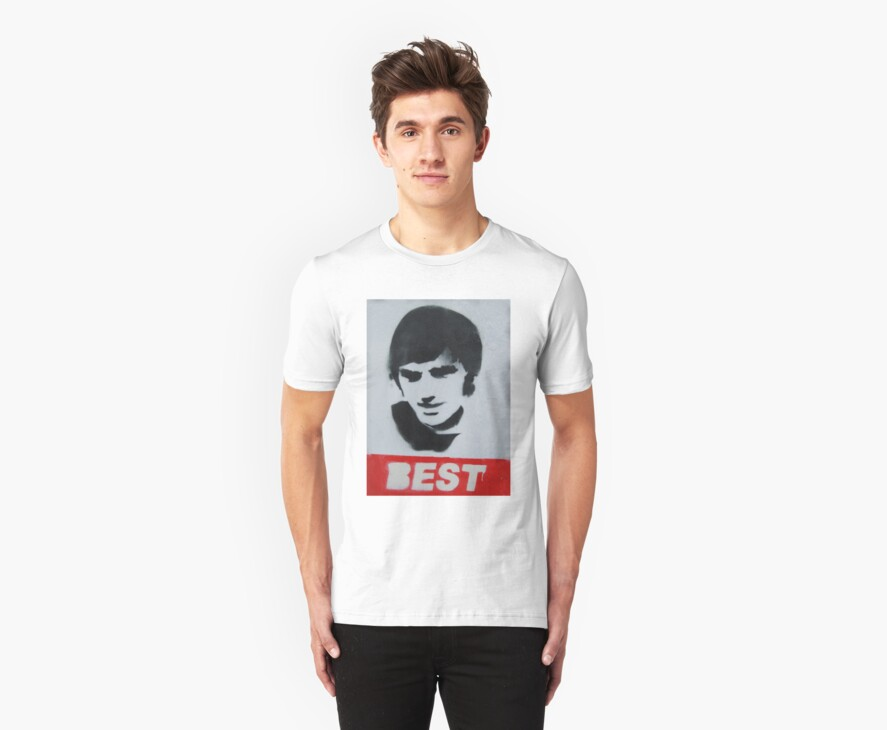 BEST (OBEY George Best) by Ryan Carse