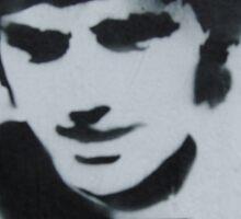 BEST (OBEY George Best) Sticker