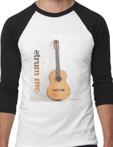 Strum Me Men's Baseball ¾ T-Shirt