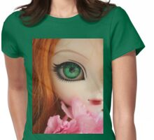 Ginger poetry Womens Fitted T-Shirt