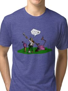 Heroe New Gen Tri-blend T-Shirt