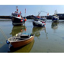 Folkestone Harbour Photographic Print