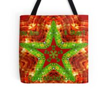 You Are A Star - Congratulations - Greeting Card Tote Bag