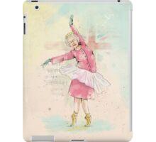 Dancing queen iPad Case/Skin
