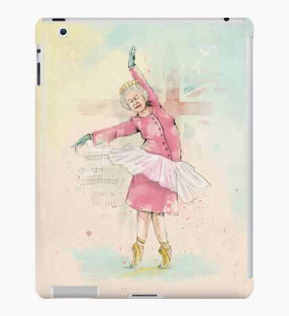 Dancing queen iPad Case/Skin