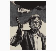 Clint Eastwood, Dirty Harry by Sentenza