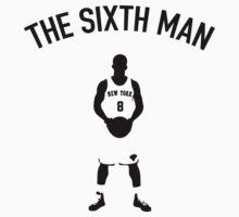 JR Smith - The 6th man One Piece - Short Sleeve