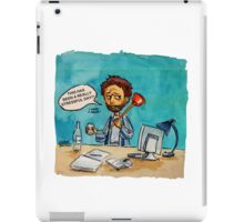 Chuck Shurley (Supernatural) iPad Case/Skin