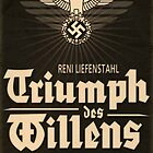 Triumph - German WW2 Film Poster by chris-csfotobiz