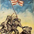 Iwo Jima by Chris L Smith