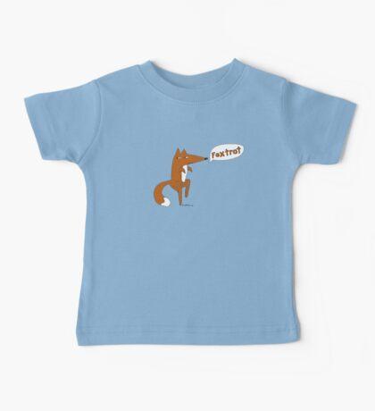foxtrot Baby Tee
