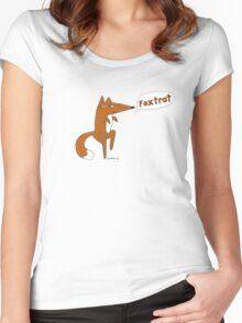 foxtrot Women's Fitted Scoop T-Shirt