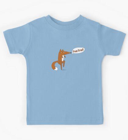 foxtrot Kids Tee