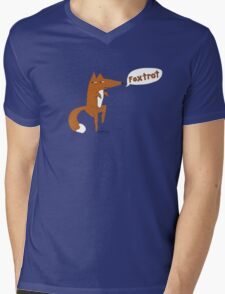 foxtrot Mens V-Neck T-Shirt