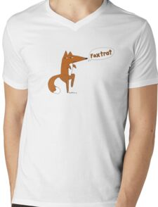 foxtrot Mens V-Neck T-Shirt