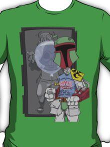 Boba Visits Jabba's Palace T-Shirt